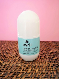 Déodorant bille bio et vegan à l'extrait d'hibiscus rouge 50 ml | Tilleulmenthe Boutique de mode femme en ligne