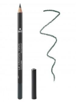 Crayon pour les yeux bio et naturel teinte Vert impérial | Tilleulmenthe Boutique de mode femme en ligne