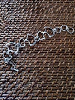 Collection inimitable bracelet Ciclon l 2 vue à plat l Tilleulmenthe boutique de mode femme