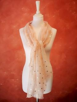 Foulard Etoile 1   La mode au féminin prêt à porter femmes vêtements originaux fashion dernières tendances