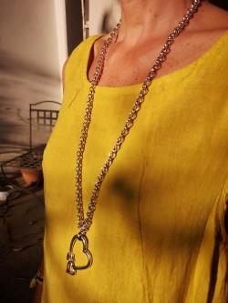 Sautoir Emotion CICLON 2 | La mode au féminin prêt à porter femmes vêtements originaux fashion dernières tendances
