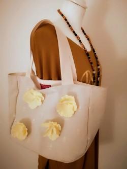 Sac Fleur de Lune Tilleulmenthe 1 | La mode au féminin prêt à porter femmes vêtements originaux fashion dernières tendances