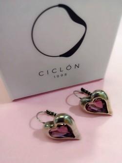 Boucles d'oreilles Ciclon Swarovski 2 I La mode au féminin prêt à porter femmes vêtements originaux fashion dernières