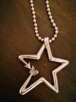Sautoir Ciclon étoile 1 | La mode au féminin prêt à porter femmes vêtements originaux fashion dernières tendances