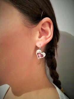 Boucles d'oreilles Ciclon Swarovski 3 I La mode au féminin prêt à porter femmes vêtements originaux fashion dernières