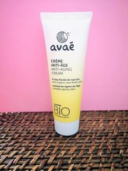 Crème anti-âge bio à l'eau florale de rose et au miel d'acacia 50ml | Tilleulmenthe Boutique de mode femme en ligne