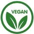 Cosmétique Vegan (ne contient aucune matière animale)